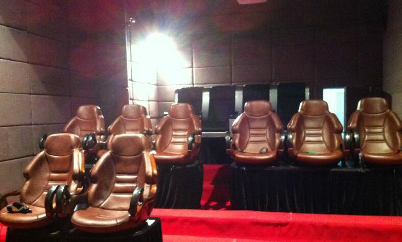 7D Cinema Seat