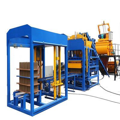 QT12-15 automatic brick machine for sale