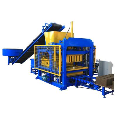 QT8-15 automatic brick machine