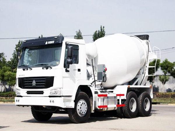 concrete mixer truck sale