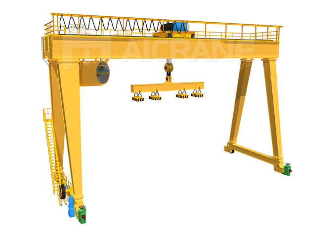 Purchase of magnetic gantry cranes